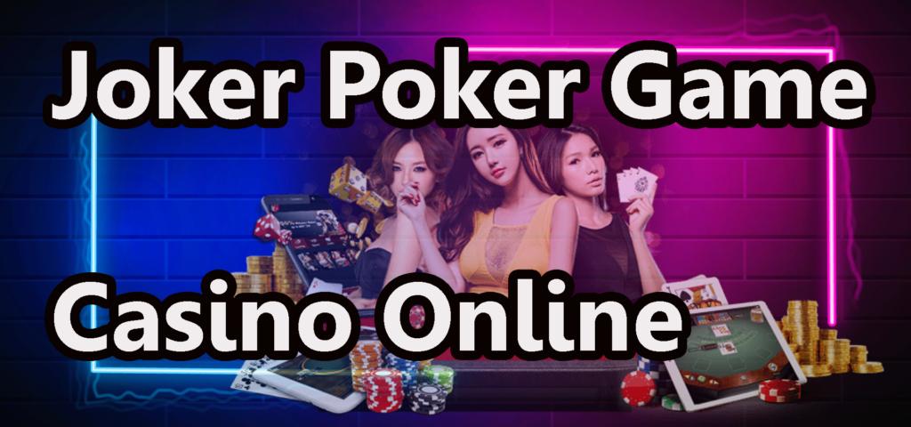 Joker Poker Game Casino Online